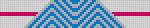 Alpha pattern #30619