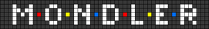 Alpha pattern #30620