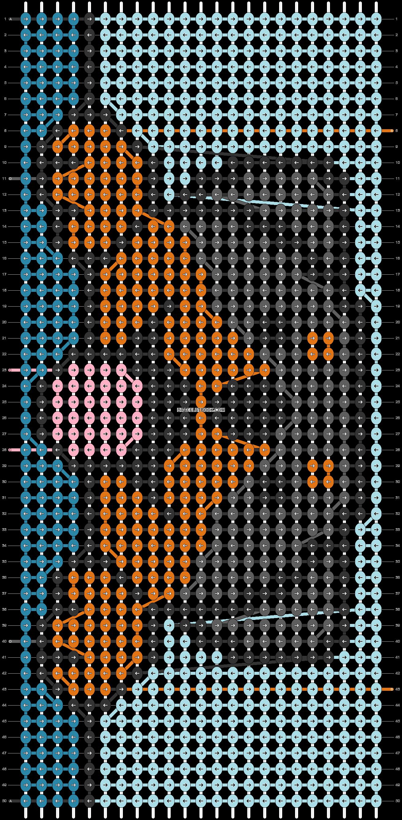 Alpha pattern #30632 pattern