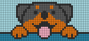 Alpha pattern #30632
