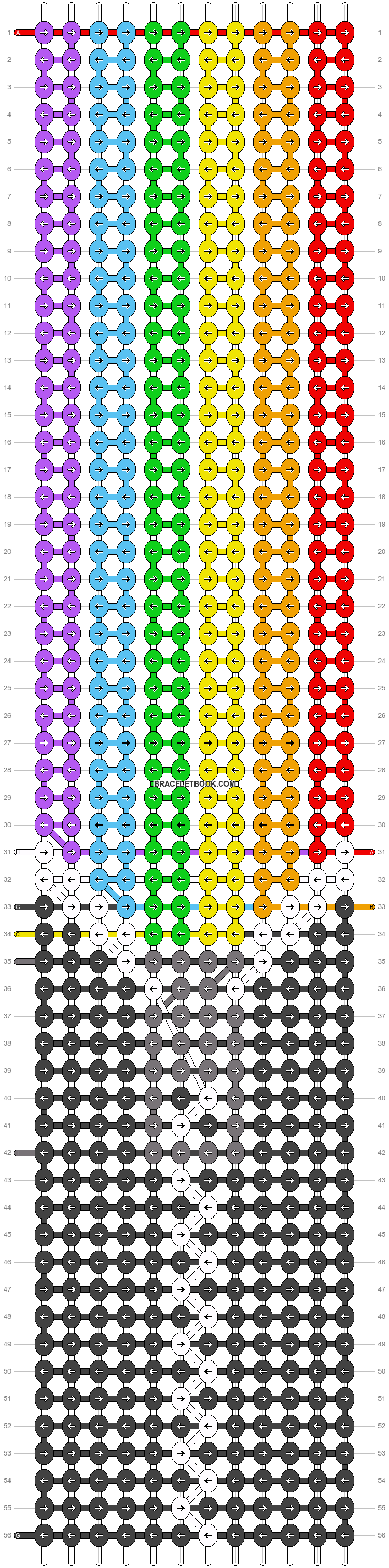 Alpha pattern #30649 pattern
