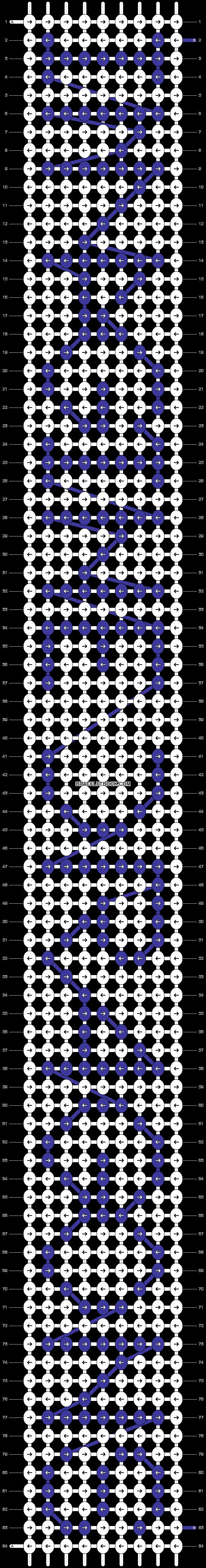 Alpha pattern #30671 pattern