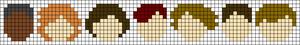 Alpha pattern #30672