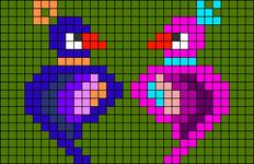 Alpha pattern #30690
