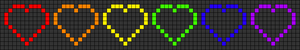 Alpha pattern #30715