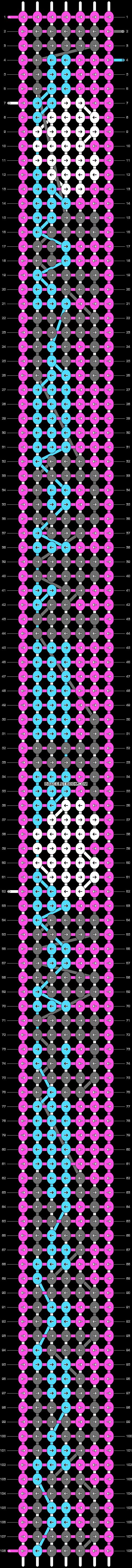 Alpha pattern #30716 pattern