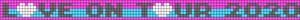 Alpha pattern #30716
