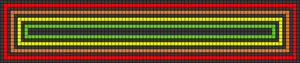 Alpha pattern #30724