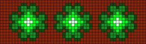 Alpha pattern #30734