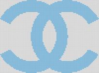 Alpha pattern #30735