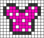Alpha pattern #30738