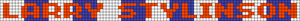 Alpha pattern #30740