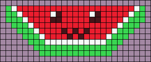 Alpha pattern #30742