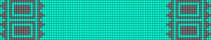 Alpha pattern #30743