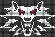 Alpha pattern #30748