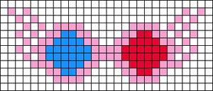Alpha pattern #30753