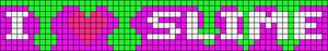 Alpha pattern #30755
