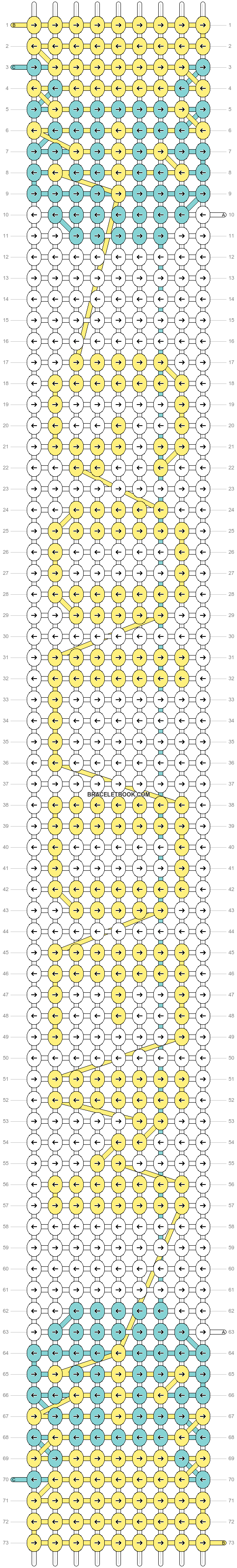 Alpha pattern #30766 pattern