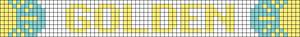 Alpha pattern #30766