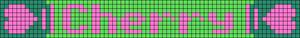 Alpha pattern #30767