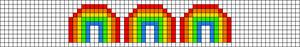 Alpha pattern #30769