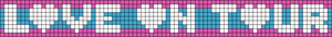 Alpha pattern #30770
