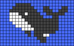 Alpha pattern #30771