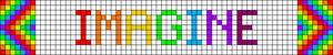 Alpha pattern #30821