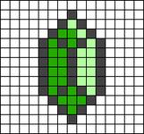 Alpha pattern #30825
