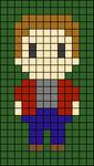 Alpha pattern #30840
