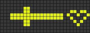 Alpha pattern #30844