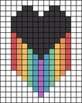 Alpha pattern #30850