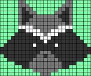 Alpha pattern #30864
