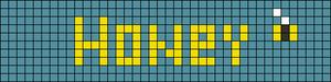 Alpha pattern #30899