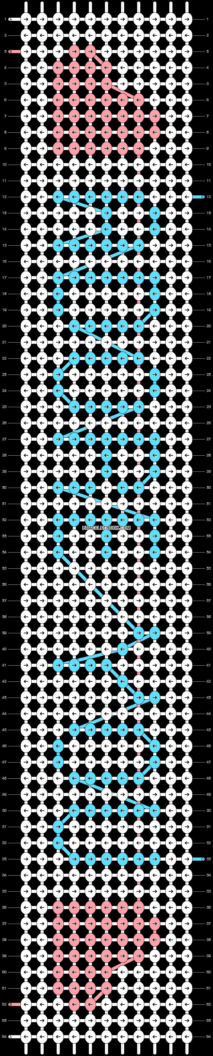 Alpha pattern #30917 pattern