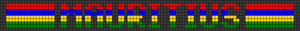 Alpha pattern #30927