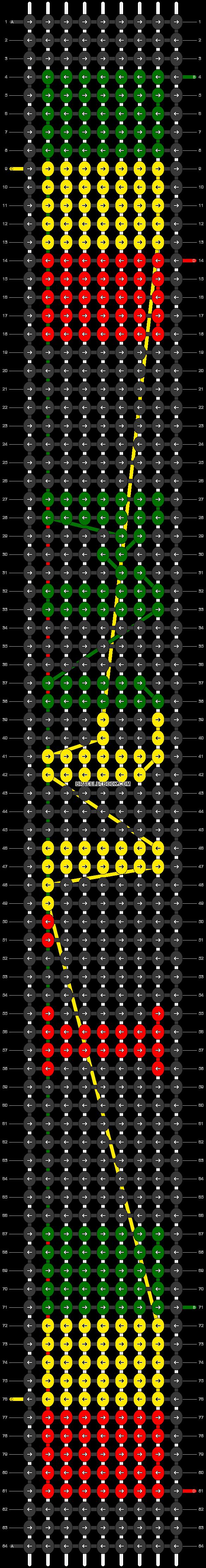 Alpha pattern #30929 pattern