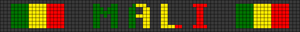 Alpha pattern #30929