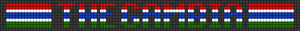 Alpha pattern #30934