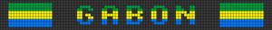 Alpha pattern #30935