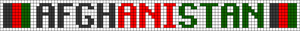 Alpha pattern #30938