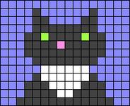 Alpha pattern #30939