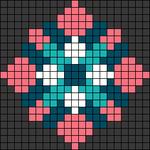 Alpha pattern #30940