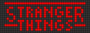 Alpha pattern #30990
