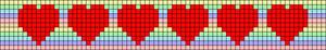 Alpha pattern #30991