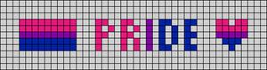 Alpha pattern #30993