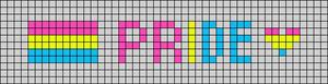 Alpha pattern #30994