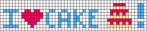 Alpha pattern #31002