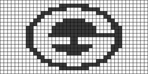 Alpha pattern #31004
