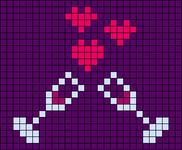 Alpha pattern #31007
